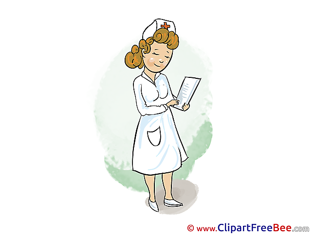 Nurse Pics download Illustration