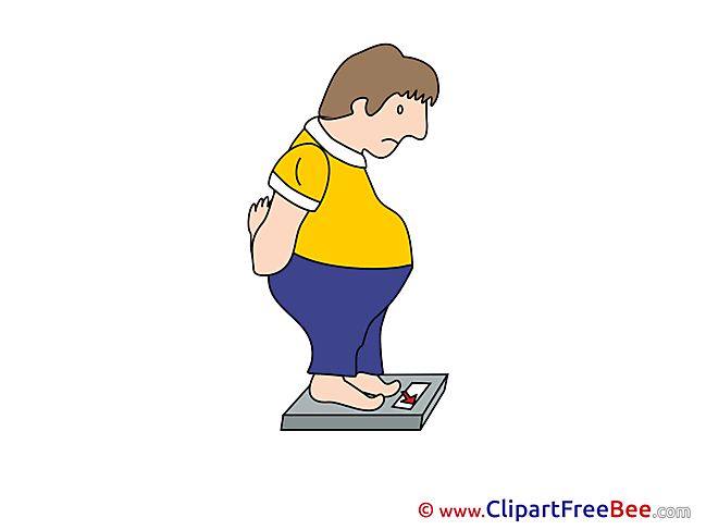 Overweight Man Patient Pics free download Image