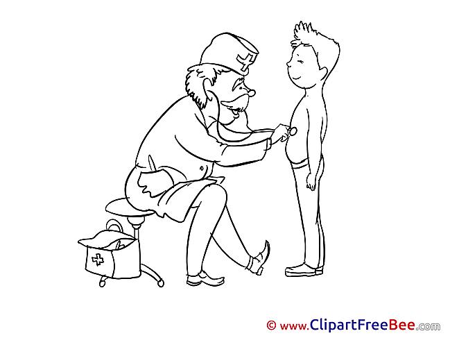 Pediatrician Boy Doctor free Illustration download