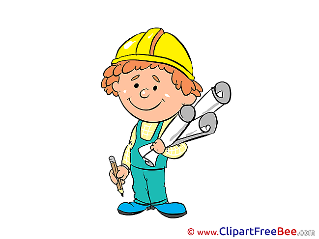 Architect free printable Cliparts and Images