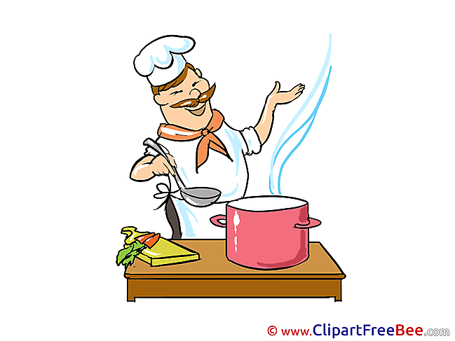 Chef Soup free Illustration download