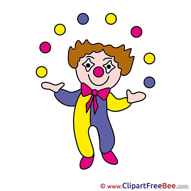 Clown Balls Images download free Cliparts