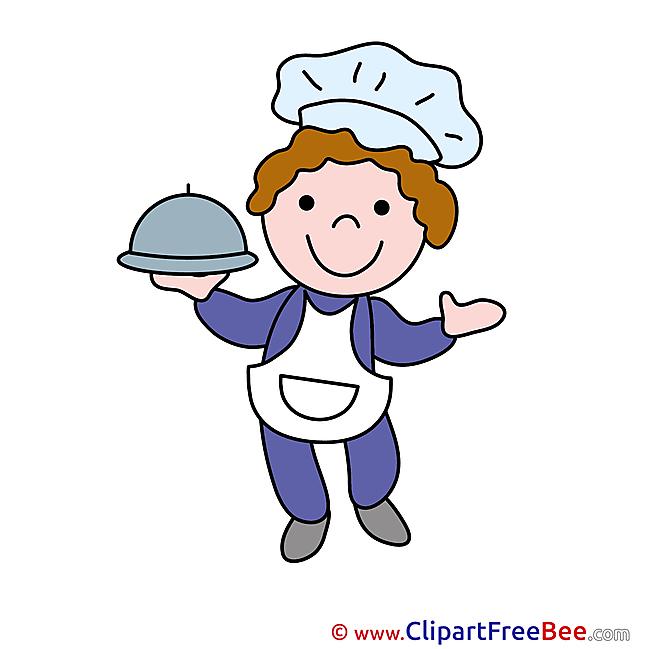 Pancake Cook Pics free Illustration