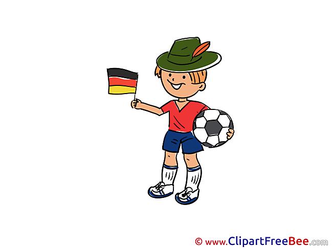 Clipart Soccer Football Illustrations