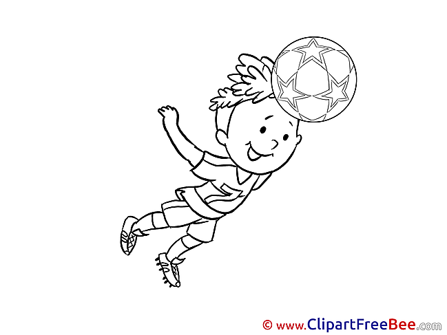 Coloring Ball download Football Illustrations