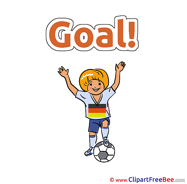 Goal Football Illustrations for free