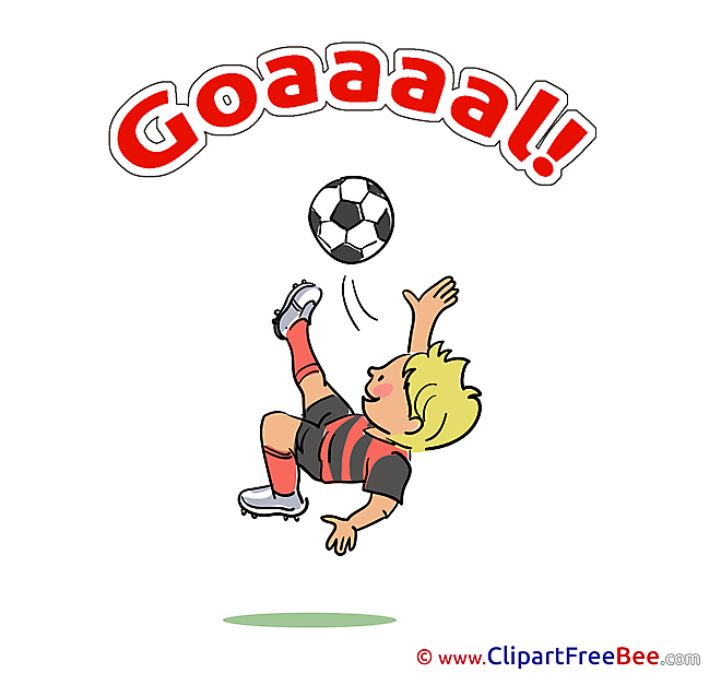 Kick in Air download Clipart Football Cliparts