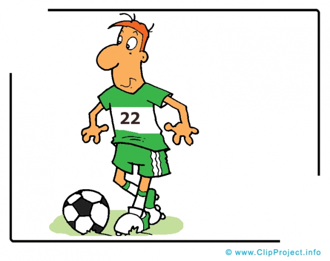 Soccer Images Clip Art