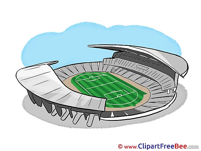 Stadium download Football Illustrations