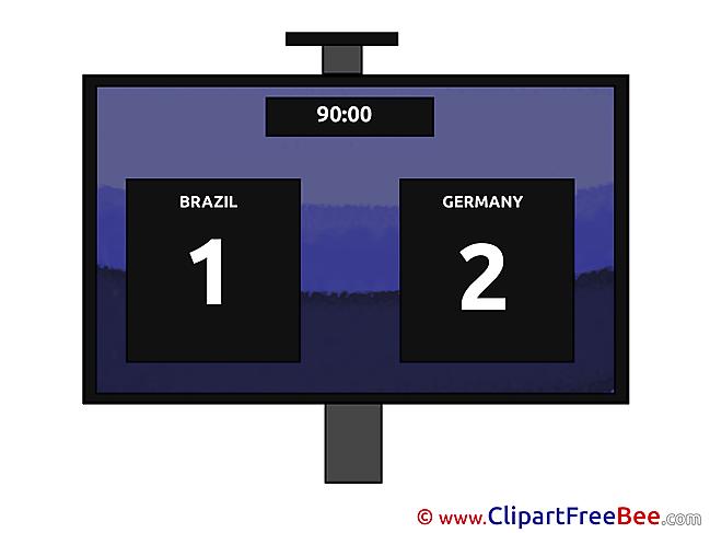 TV free Illustration Football