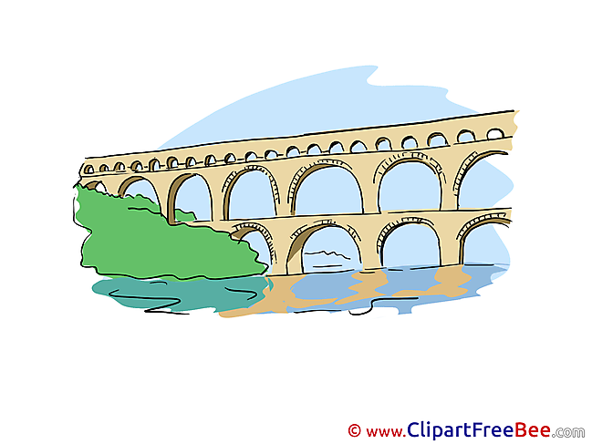 Aqueduct download printable Illustrations