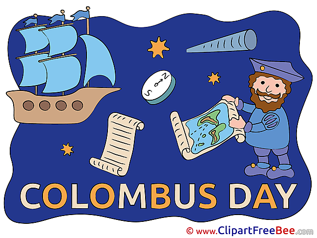 Map Columbus Pics free Illustration