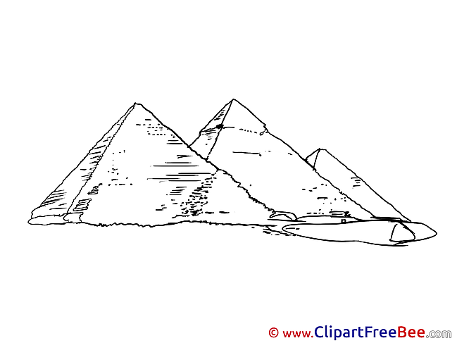 Pyramids Pics download Illustration