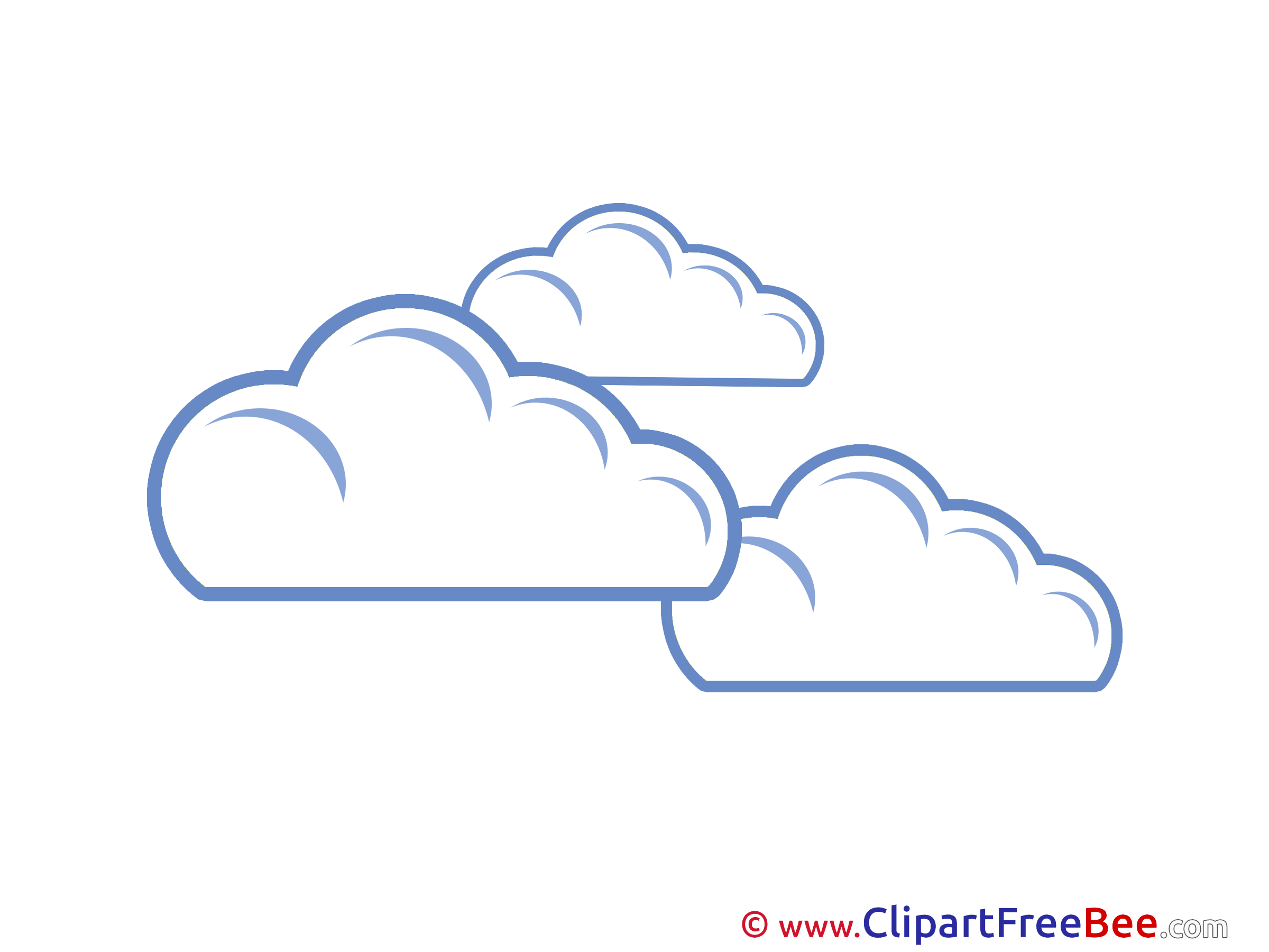 Clouds Sky Clipart free Illustrations