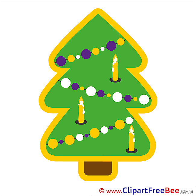 Clipart Tree Winter free Images