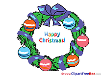 Wreath free Cliparts Advent