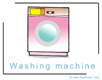 Washing Machine  Image Clip Art free