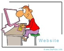 Website Clip Art image free