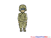 Free Illustration Army