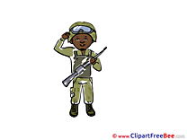 Soldier download Army Illustrations