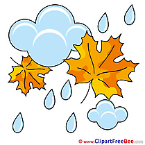 Cloud Rain Autumn free Images download