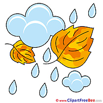 Poor Weather download Autumn Illustrations