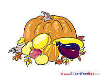 Vegetables Clip Art download Autumn