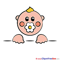Head Kid free Illustration Baby