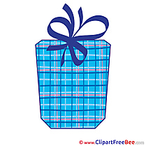 Free Illustration Present Birthday