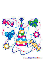 Holiday Clip Art download Birthday