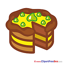 Tart Cake download Clipart Birthday Cliparts