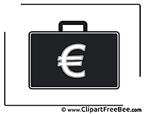 Euro Briefcase Pics free download Image