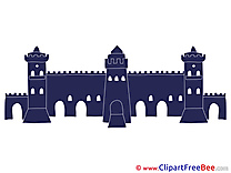 Picture Castle Wall free Illustration download