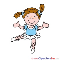 Dancer Clipart free Illustrations