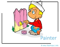 Painter Clipart Image free
