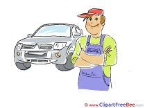 Mechanic Pics free Illustration