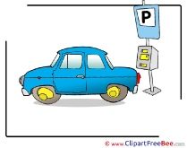 Parking Car Pics free Illustration