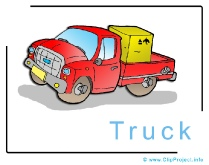 Truck Clip Art Image free - Cars Clip Art Images free