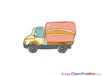 Vehicle Truck Pics download Illustration