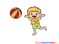 Ball Boy download Clip Art for free