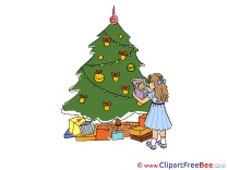 Advent Tree Pics Christmas free Image