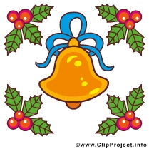 Bell Clipart free - Christmas Images