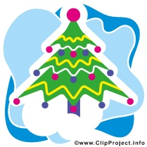 Cliparts free Christmas Tree