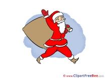 Hello Santa Claus Pics Christmas free Image