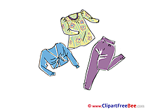 Women's Clothing Clip Art download for free