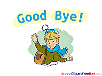 Boy Goodbye free Images download