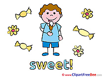 Printable You are sweet Images