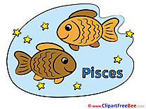 Pisces Zodiac free Images download