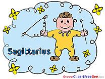 Sagittarius Clip Art download Zodiac