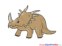 Styracosaurus free Cliparts for download